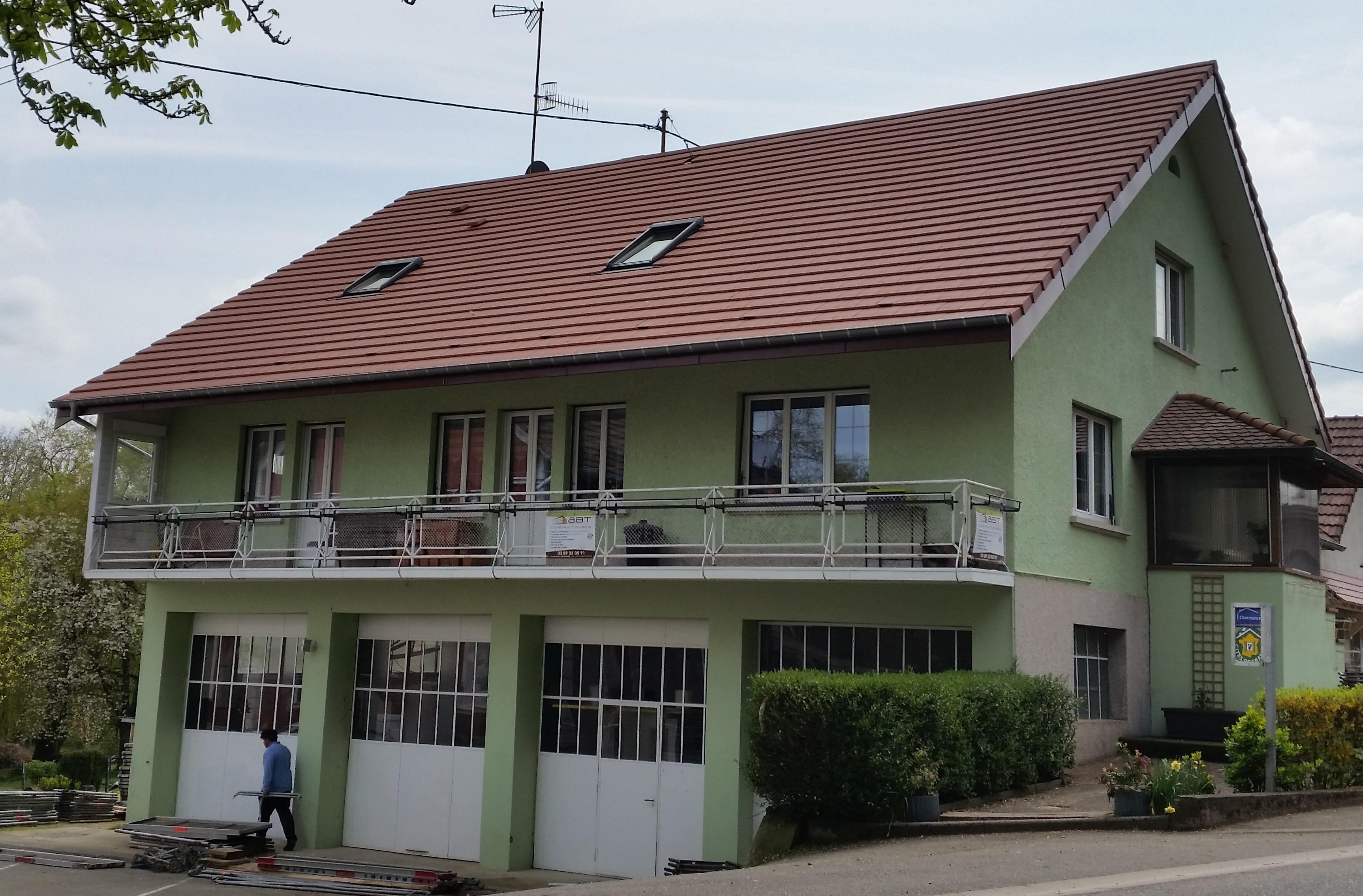r novation et isolation d 39 une toiture abt bois
