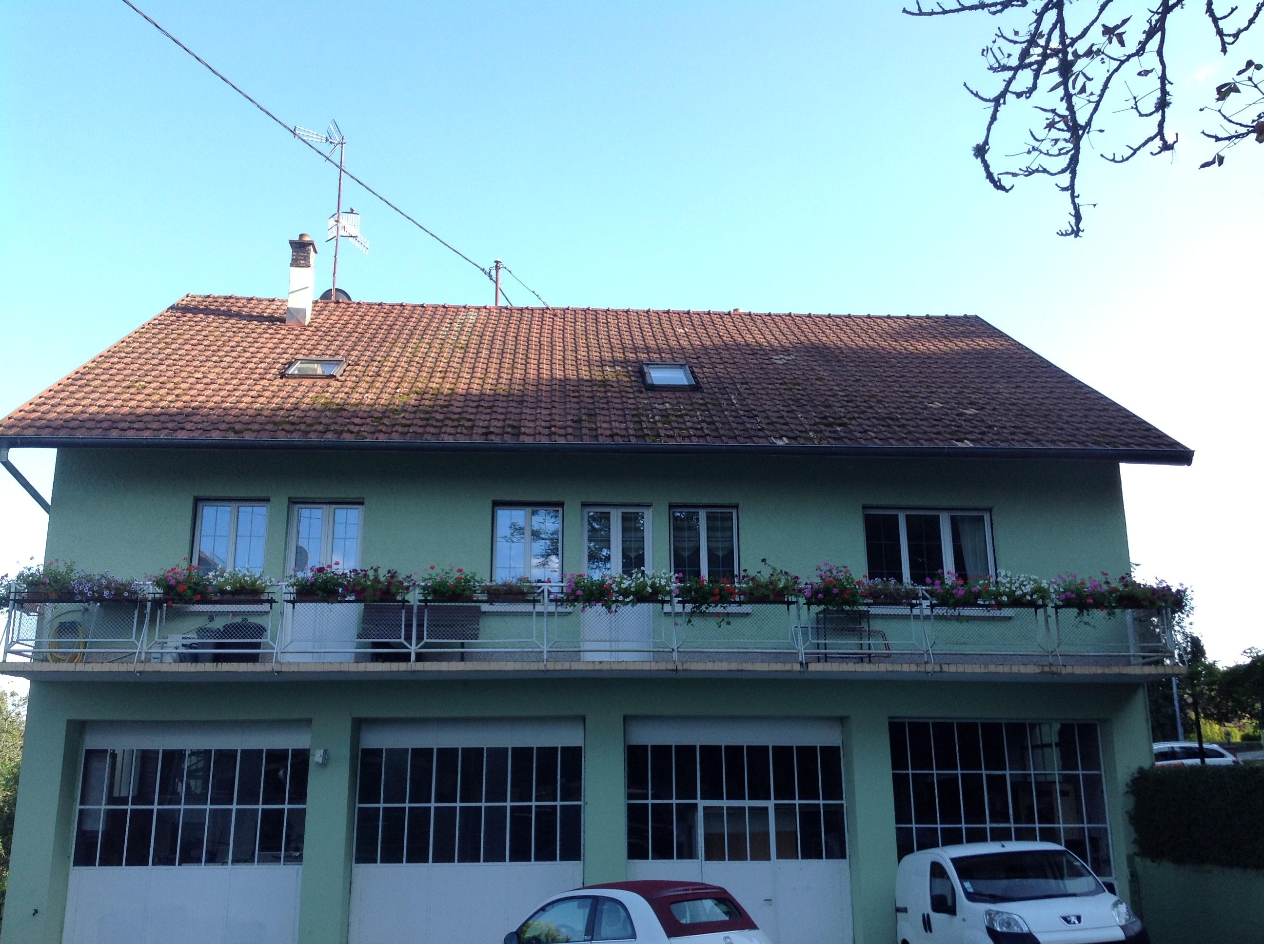 R novation et isolation d 39 une toiture abt bois - Desamianter une toiture ...