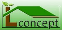 Logo l concept