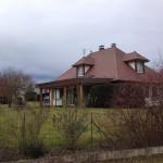 Réalisation d'un terrasse en bois. Alsace, haut rhin (68)