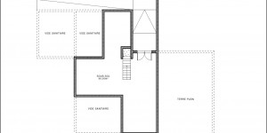 Plan du Sous-Sol du modèle type 20