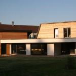 Projet d'une maison à ossature bois