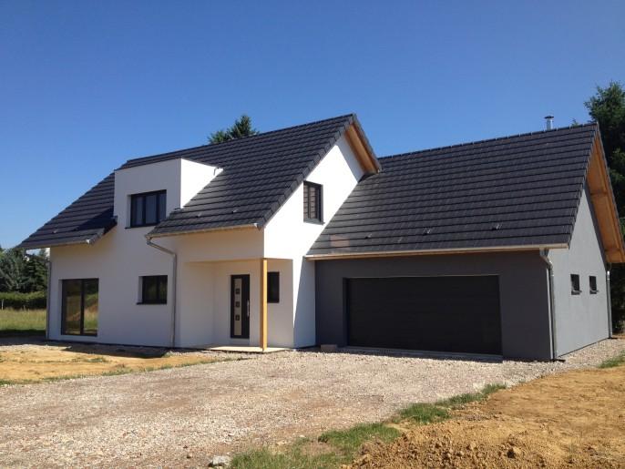 Maisons ossature bois bbc et norme rt 2012 abt for Cout construction maison rt 2012