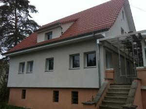 Rénovation et isolation d'une toiture et de murs